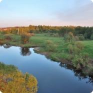 река Дубна МО
