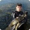 подводная охота на р. Протва (у посёлка Противино)