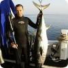 Трофейная охота в море